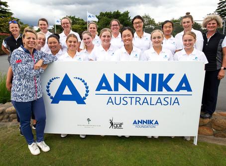 ANNIKA Invitational Australasia Cancelled