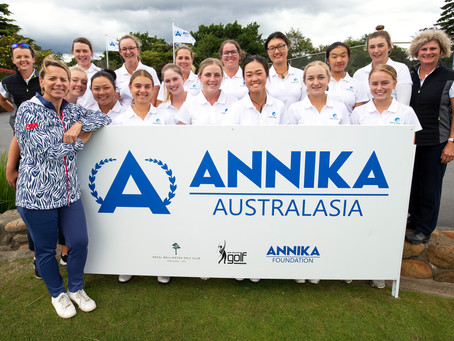 ANNIKA Invitational Australasia Cancelled