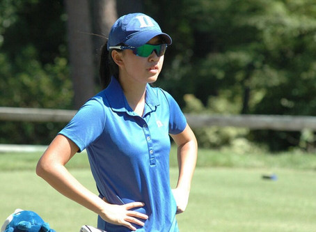 With A Little Help From Golf, Duke's Yi Xiao is Forging a Path in Banking