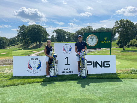 10th Anniversary of the PING Jr. Solheim Cup