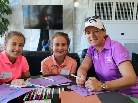 "ANNIKA Foundation to Host Virtual ""Share My Passion"" Clinic at PGA TOUR's Barracuda Championship"