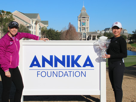 Angelina Ye Wins the 10th ANNIKA Invitational USA presented by Rolex