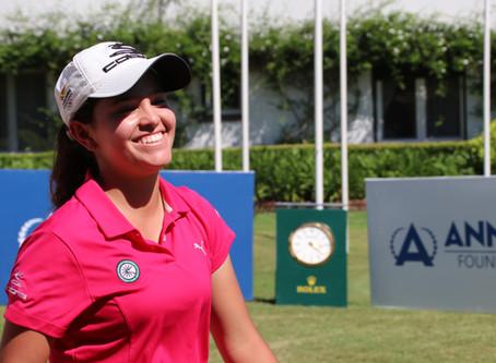 November Featured Player: Cristina Ochoa