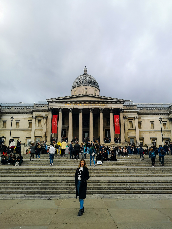 National Gallery, Trafalgar Sq