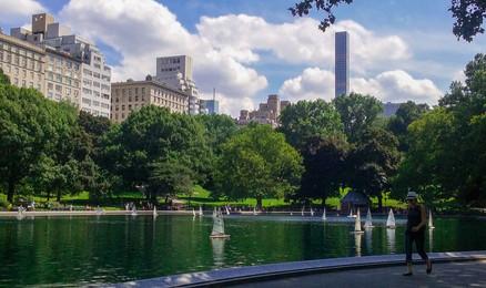 Central Park - Boat Pond