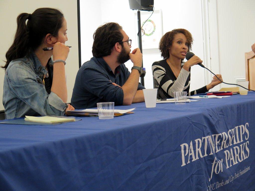 Partnerships for Parks Panel