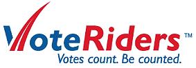 VoteRiders logo