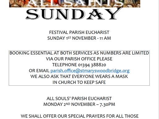 November Services