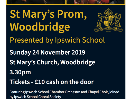 Prom Concert at St Mary's