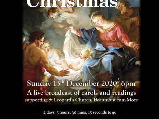 Illuminati present Music for Christmas