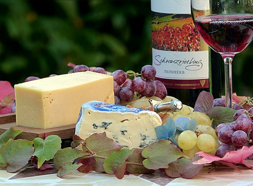 Rector's Cheese & Wine Party