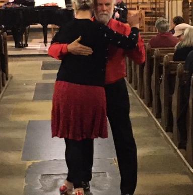Tango at St Mary's