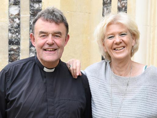 Woodbridge welcomes Father Nigel