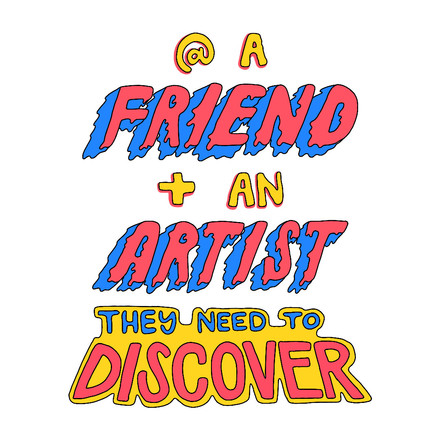 artist to discover