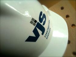 VJS Construction Services Branding