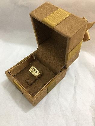 Anel em ouro 10k Lp0082