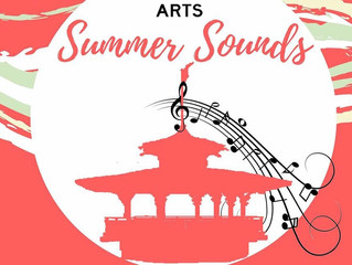 Free Live Music ~ Saturday June 10th, Summer Sounds in Alexandra Park