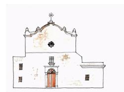 iglesia san josé, old san juan, pr