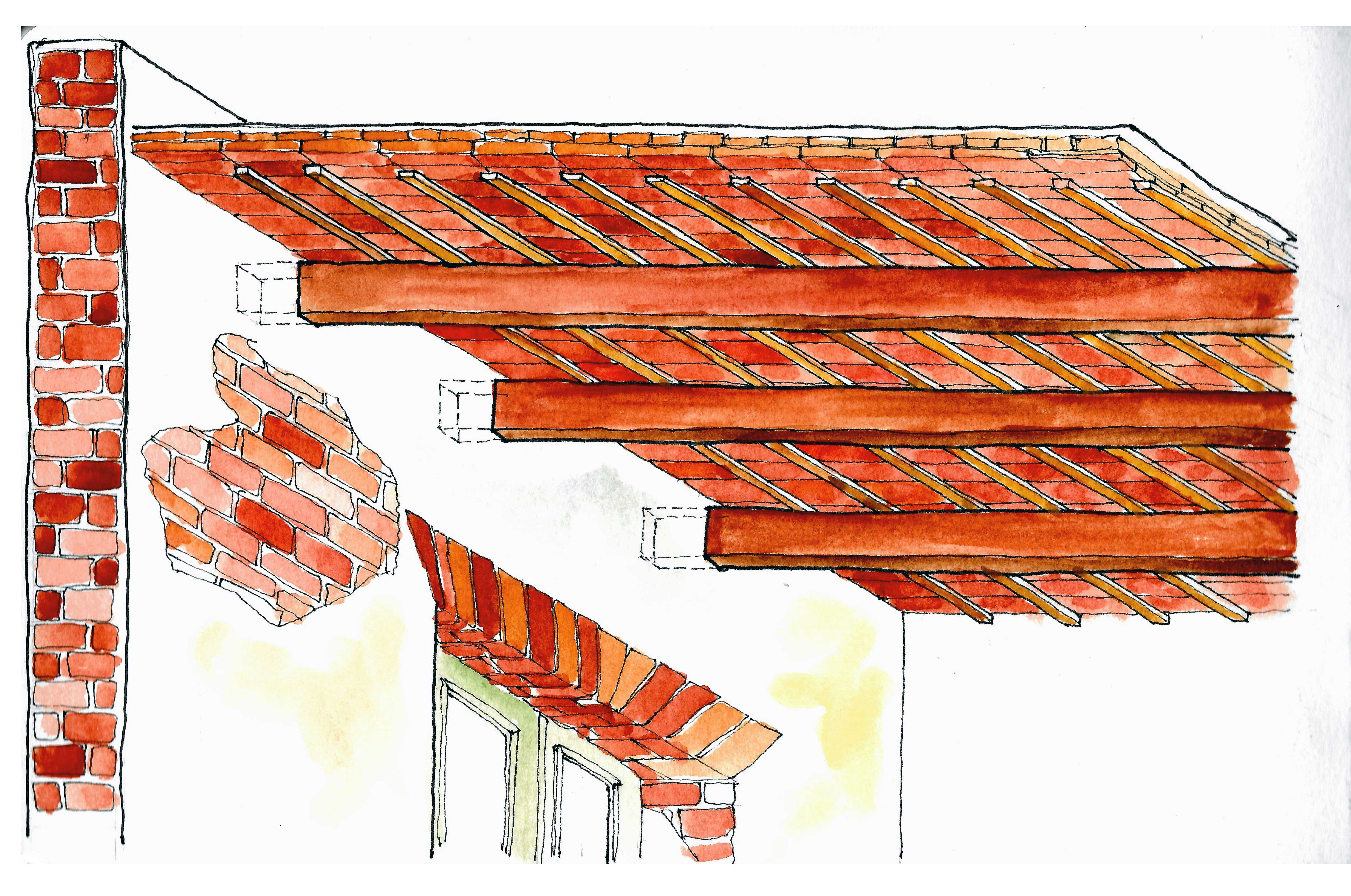 second floor structural system