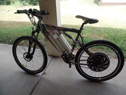 Trev's push bike.JPG