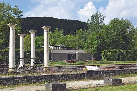 Villa romaine d'Echternach
