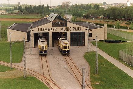 Musée des Tramways et des Bus de la Ville de Luxembourg