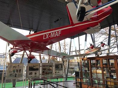 Musée de l'aviation luxembourgeoise