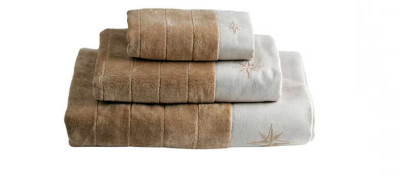 Free Style - Towel Set (Sand)