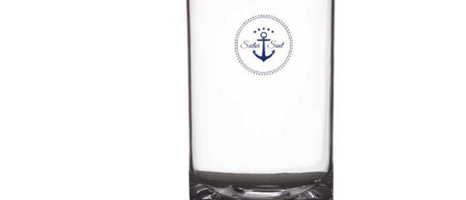 Sailor soul - Beverage Glass