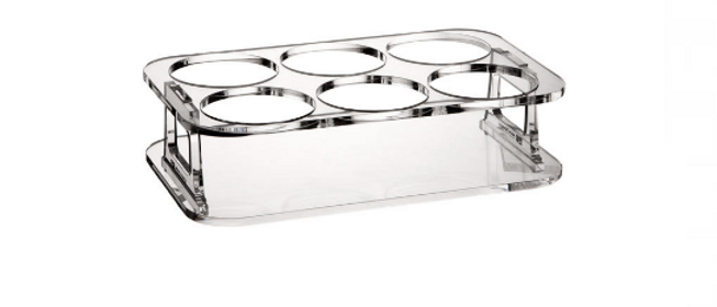 Party - Drink carrier collapsible tray
