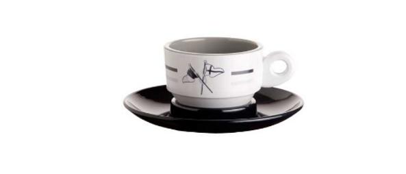 Welcome on board - Coffee Set