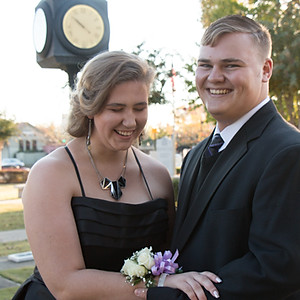 Millenna & Kevin Homecoming