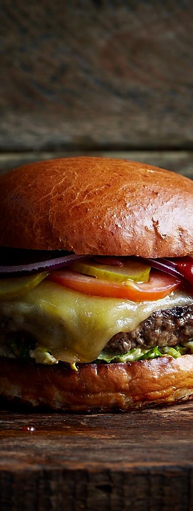 Beef Borough Burger