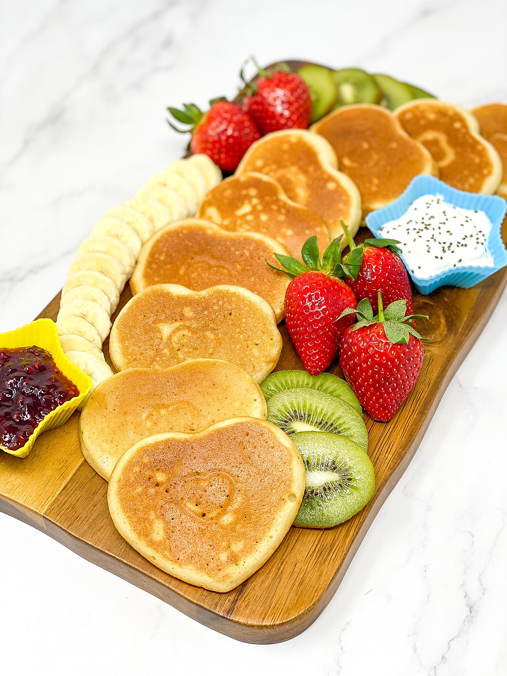 MOTHER'S DAY PANCAKES PLATTER 💕
