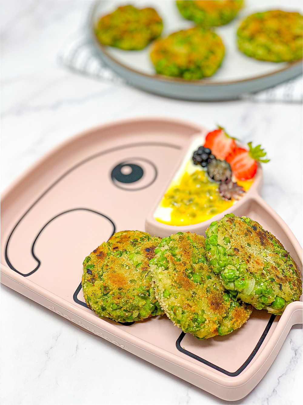 PEA BURGERS for blw