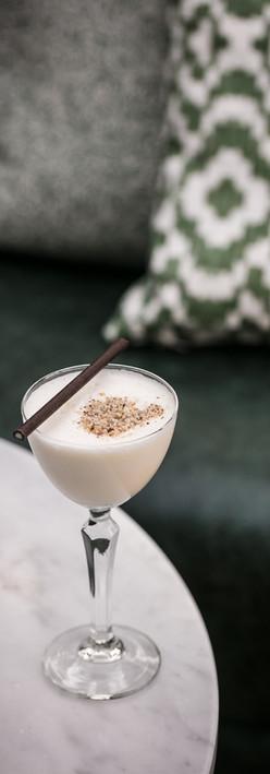 Roast Bar White Chocolate Martini