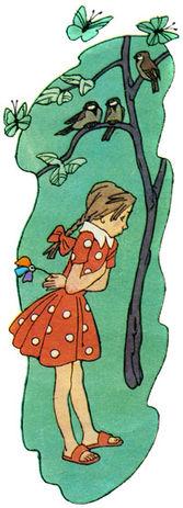 сказка Цветик-семицветик обложка читать