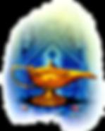 конец сказки волшебная лампа аладдина де