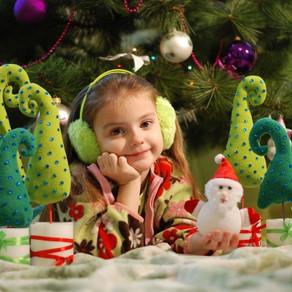 Как весело встретить Новый год дома? Детский журнал Юморашка рекомендует