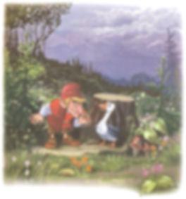сказка Гауфа Карлик Нос детский сайт Юмо