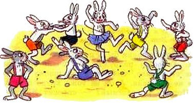 Сказки Пляцковского  Кролик который нико