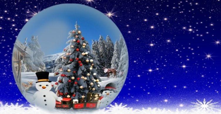 зима новогодние стихи для детей детский