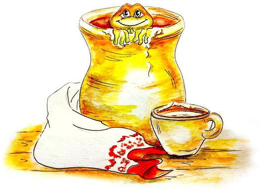 лягушка в крынке#рассказ Лягушка#детский журнал#читать онлайн