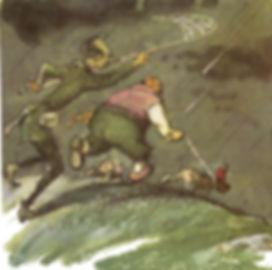 сказка Золотой ключик или приключения Бу