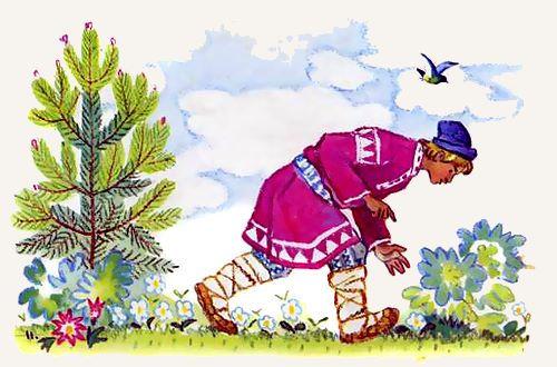 Иван спешит к дому сказка.jpg