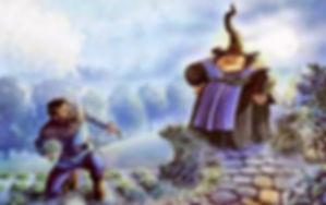 сказка Рапунцель детский сайт Юморашка р