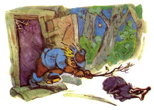 Волков сказка Волшебник изумрудного горо