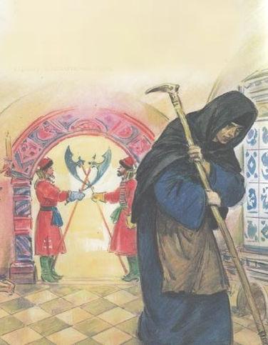 сказка Сестрица Аленушка и братец Ивануш