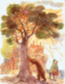 царевна лягушка сказка 14 царевич стоит
