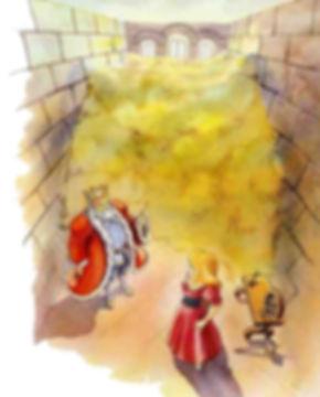 Сказка Братьев Гримм Тителитури деткий ж